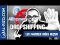 DROPSHIPPING (ALIEXPRESS ET SHOPIFY) : 3 IDE�ES REÇUES QUI SONT FAUSSES...