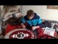 Fabrication de deux boucliers Viking! - HD