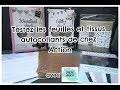 Action: Tests des papiers et tissus autocollants