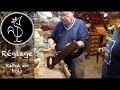 Comment régler un rabot en bois - varlope ancienne en cormier et autres rabots anciens