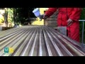 Brise vue bois fabrication sur mesure et pose (partie 2/2)