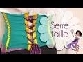 DIY - Corset serre-taille / the waist cincher