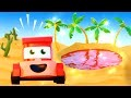 Truck Games -  Oasis - Dessins animés camions pour enfants
