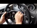 Démonter AirBag,volant et commodo Renault megane 2