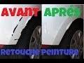 Faire une retouche peinture sur carrosserie voiture [TUTO FACILE]
