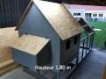 Poulailler fabication maison