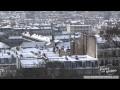 Paris sous la neige (Montmartre, part 1) (Full HD)