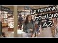 La nouvelle boutique Aroma-Zone [Paris Hausmann]