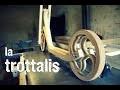 La Trottalis :: Fabrication collective d'une trottinette en bois