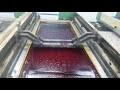 Comment sont imprimés les tissus patchwork?