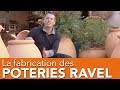 Poterie terre cuite AUBAGNE - Marion Ravel POTERIE RAVEL - Chroniqueur jardin Franck PROST