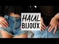 Mes bijoux Printemps Eté 2018 HAUL Mode Bijoux