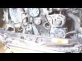 Changer la pompe à eau moteur, comment la remplacer HD