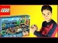 LEGO CITY - Jeux de construction le train des marchandises set 60052 - StudioSurpriseToys