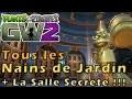 PVZ Garden Warfare 2 | Tous les Nains de Jardin et la Salle Secrète!