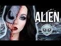 Alien | Maquillage Halloween