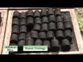 Transformation des ordures ménagères en charbon écologique 1