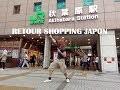Retour Shopping JAPON