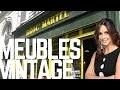 Boutique de meubles Vintage à Paris