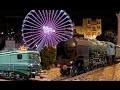 Mini World Lyon le plus grand réseau de trains miniatures de France.