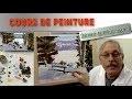 Comment peindre un paysage d'hiver - 3ème partie