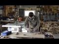 Chantournage cheval en bois - Réalisation - Wood working