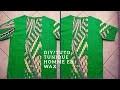 Diy/ tuto, Coudre une tunique simple, homme , en tissu pagne, wax, sans patron