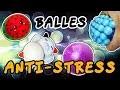 BALLES ANTI STRESS DIY FACILE