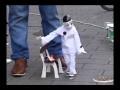Marionnette à fils. Pierrot.