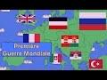 La Première Guerre Mondiale résumée en quelques minutes.