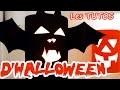 TUTO : Comment fabriquer des photophores pour votre déco d'halloween (en français)