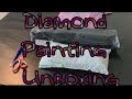 Diamond Painting Unboxing Aliexpress 1