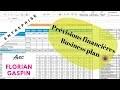 PRÉVISIONS FINANCIÈRES, BUSINESS PLAN | ENTREPRISE