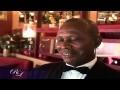 Rideau Levé avec le restaurant Caf Con'c de Kinshasa