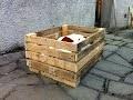 Comment fabriquer une caisse de rangement en palette