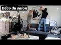 NOUVELLE DECO DU SALON ! MUR DE CADRES DESENIO