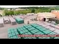 MONIER - La fabrication des tuiles Béton en France