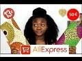 HAUL ALIEXPRESS : acheter du tissu pagne sur Aliexpress?