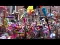 Premières lignes carnaval de Dunkerque 2017