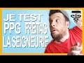 """Les peintures """" PPG / SEIGNEURIE GAUTHIER / FREITAG """" - tests et avis"""