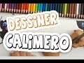Tuto Jeunesse : Comment dessiner Calimero ?