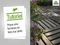 Comment poser une terrasse en bois sur plots ? Leroy Merlin