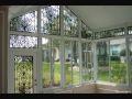Faux Iron Window Treatment Ideas