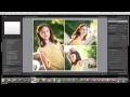 Montage photos dans Lightroom