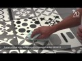 Comment poser et entretenir vos carreaux de ciment avec BATI ORIENT ?