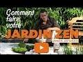 Jardin zen-Comment faire un petit jardin japonais ?
