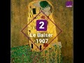 Gustav Klimt en 4 tableaux
