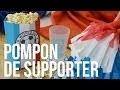 DIY - Faire des Pompons de Supporter - Coupe du Monde 2014