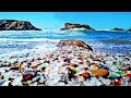 GLASS BEACH ; LA PLAGE DE VERRE - CALIFORNIE