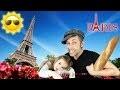 Maquettes des monuments de PARIS ! TOUR EIFFEL, ARC DE TRIOMPHE, SACRE COEUR - PANDACRAFT